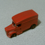 Budgie NO 11 ROYAL MAIL DELIVERY VAN vintage Diecast model car @SOLD@